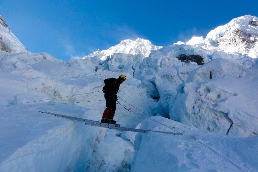 Imeline! Tanel Tuuleveski jõudis oma 940 kilomeetrise suusamatka lõppu