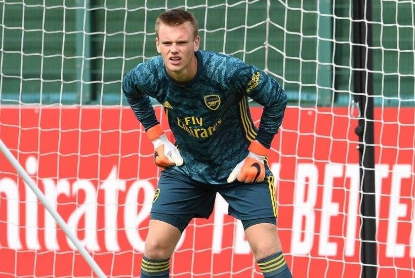 Jalgpalliportaal: Londoni Arsenalis mängiv Eesti tulevikutalent on maailma üks andekamaid
