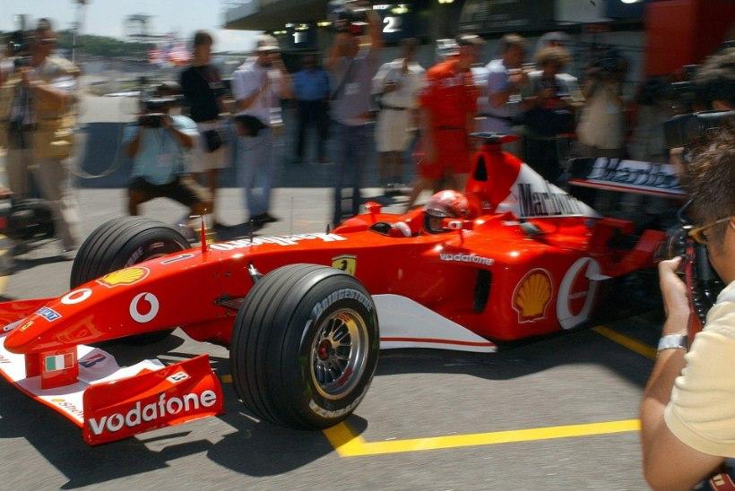 VAU! Michael Schumacheri kunagise perutava hobuse eest maksti ulmeline summa