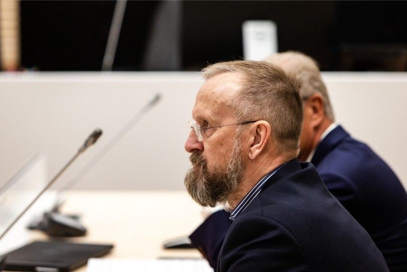 Mati Alaveri kohtutoimik jääb avalikkusele suletuks