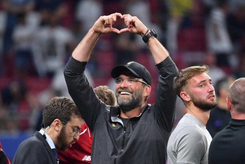 Aasta sporditäht 2019 | Terve maailma Jürgen Klopp