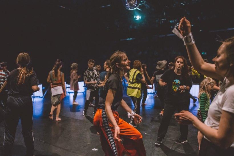 GALERII   12tunnise tantsumaratoni võitnud Madis Mark: mõtlesin isegi korraks, et ma ei osale