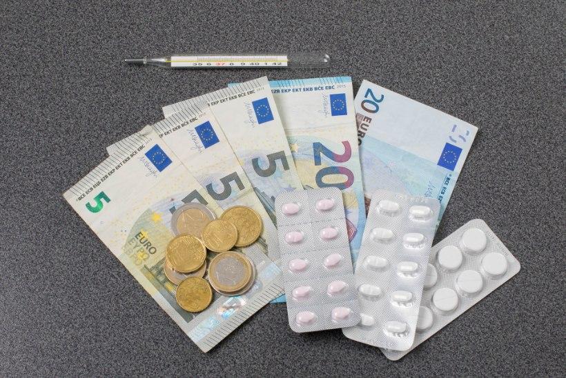 HÄMAR SKEEM?! Kas konkurentsiamet rebib kattevarju ravimituru kõige räpasemalt kuulujutult?