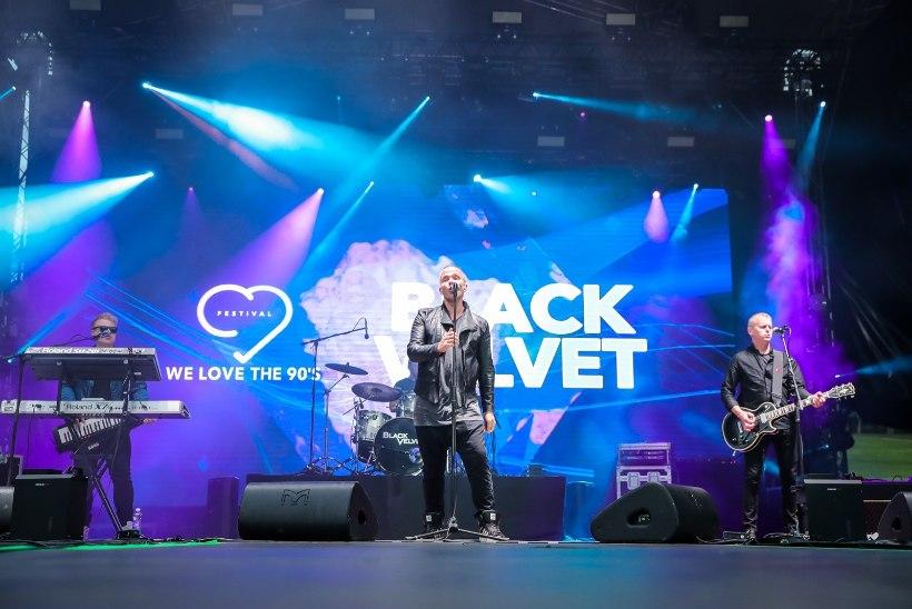 """Black Velvet ja Koit Toome andsid välja ühisloo """"2020"""""""