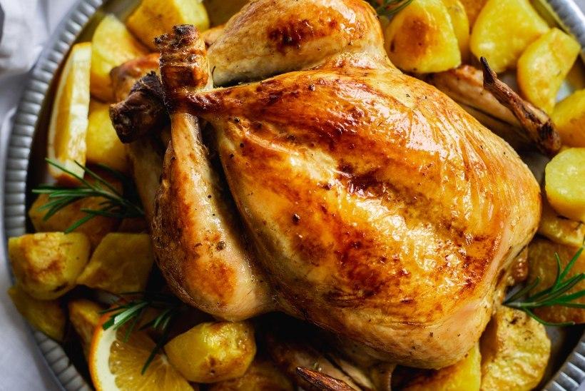 Personaaltreener soovitab: apelsini- ja rosmariinimarinaadis ahjukana kartulite ja jõhvikakastmega