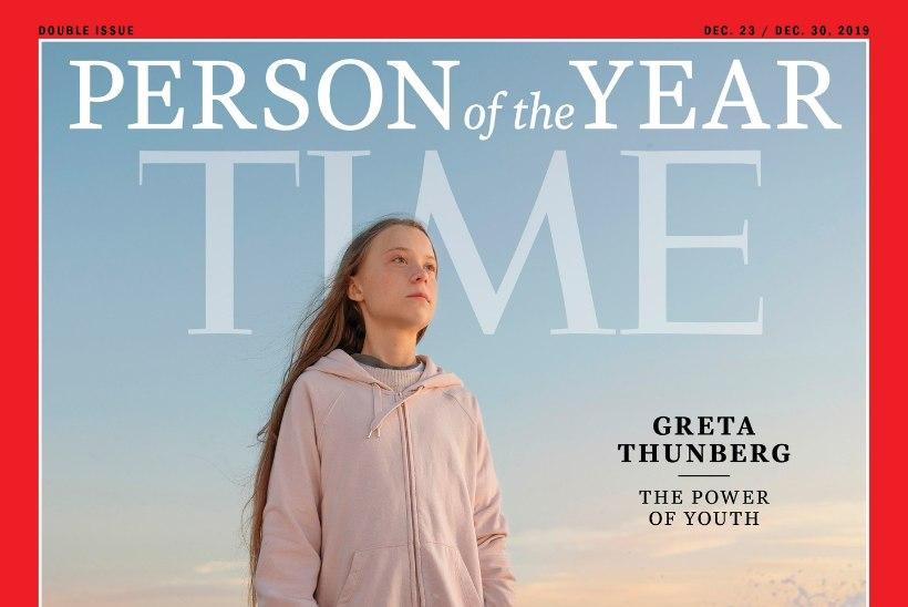 PIDEVALT TÄHELEPANU KESKMES: kuidas suhtuvad lõppeva aasta tähte Greta Thunbergisse tema kriitikud?