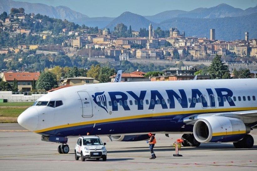 Turistid: Ryanair on kõige halvem lennufirma!