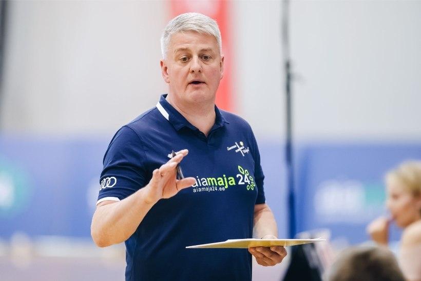 Saaremaa Võrkpalliklubi koostöö peatreeneriga saab läbi, uueks juhendajaks nimetatakse välismaalane