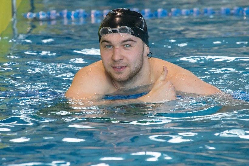 VINGE: Martin Allikvee püstitas ujumise EMil poolfinaalis Eesti rekordi