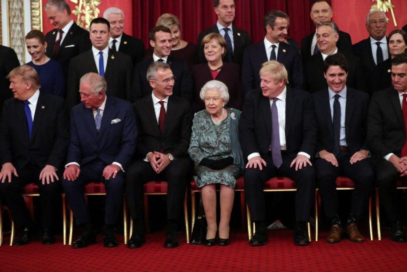 FOTOD | Jüri Ratas osales Londonis kuninganna Elizabeth II vastuvõtul