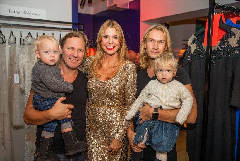ÕL VIDEOD JA GALERII | Aldo Järvsoo ja Tanel Veenre korraldasid Tallinna ühes vahvamas moemajas tõelise moeplahvatuse