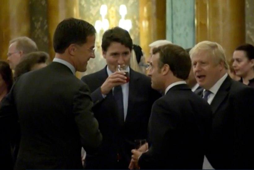 VIDEO | Kas tipp-poliitikud viskasid koos Trumpi üle nalja?