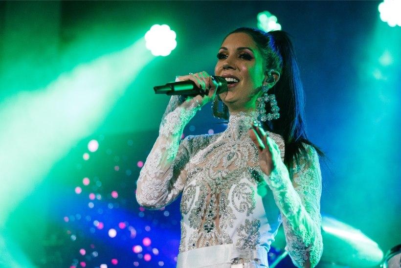 GALERII | Laura esitles uut albumit performance'i ja kontserdiga
