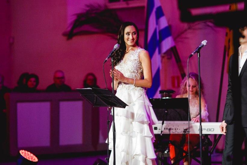 GALERII | Elina Nechayeva alustas jõulutuuri ja lasi oma imelisel häälel kõlada