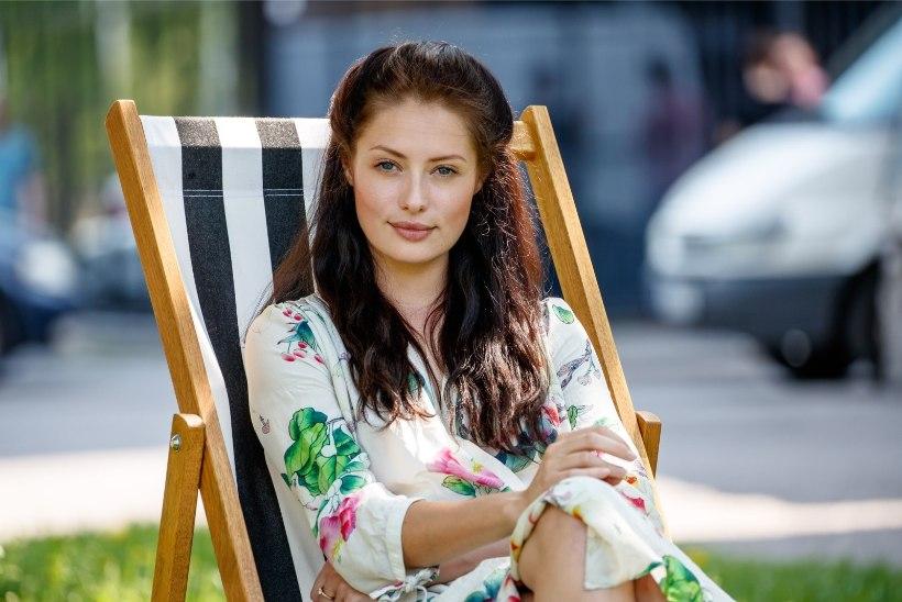 Eesti näitlejanna Ingrid Margus sõlmis lepingu Londoni agentuuriga