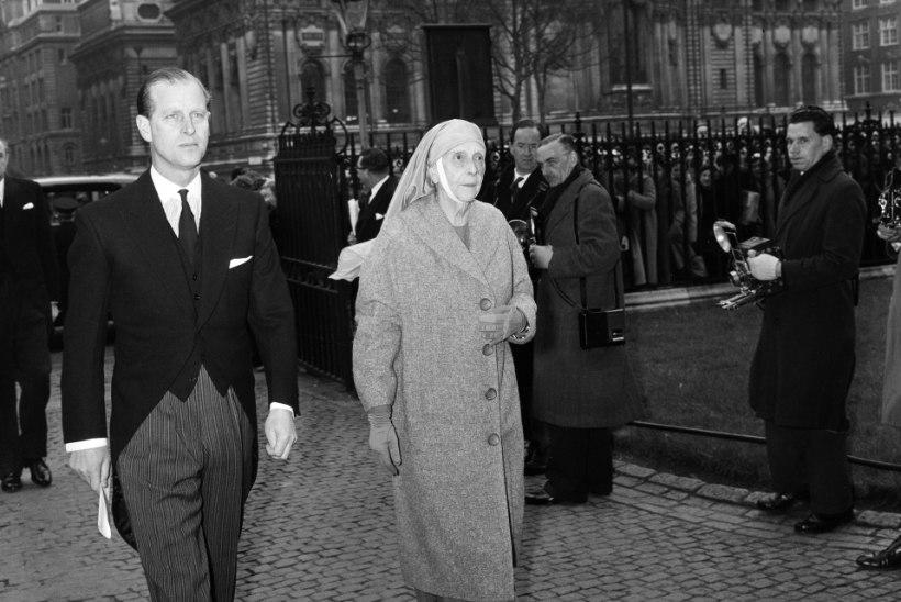 Vaimuhaigus röövis aastaiks prints Philipilt ema