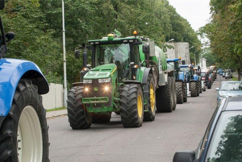 Baltimaadepõllumehednõuavad Brüsselilt võrdset kohtlemist