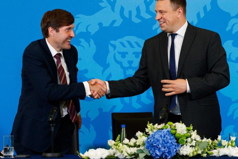 Peaminister Ratas kinnitab: Martin Helme ei survestanud TTJA juhti