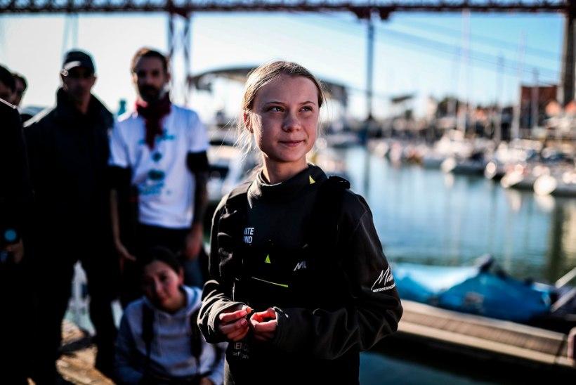 ETTEPANEK: Hispaania ususelts pakkus Greta Thunbergile Madridi sõiduks keskkonnasõbralikku eeslit