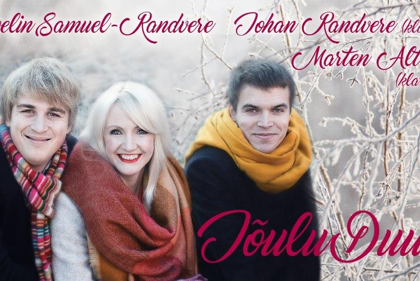 Evelin Samuel-Randvere koos abikaasa Johan Randverega annavad üle Eesti südamlikke kontserte!