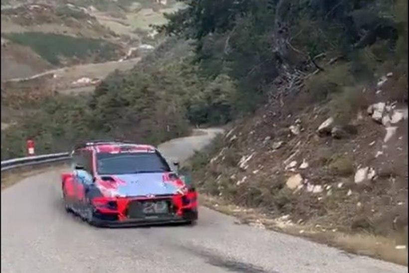 VIDEO   Ott Tänak kihutab esmakordselt Hyundai roolis!