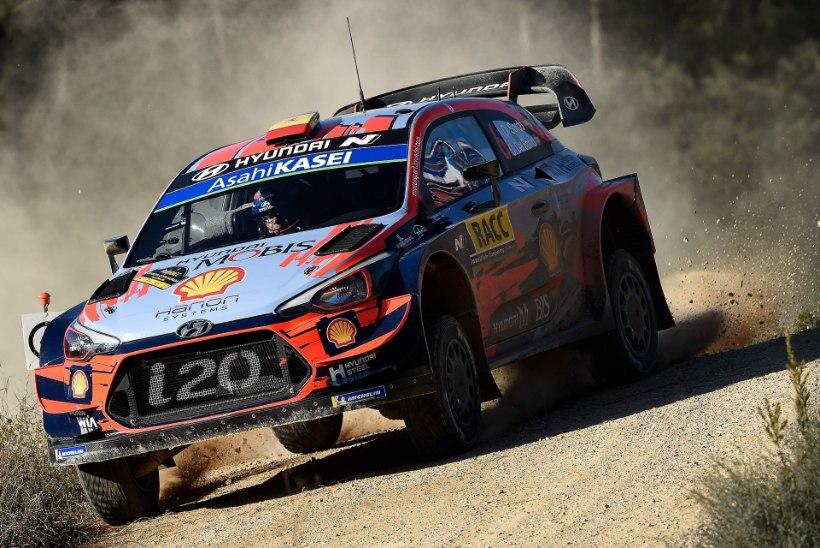 WRC-sarja isad kergitasid tuleviku saladuseloori