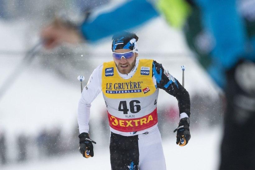 Davosi MK-etapil võistleb kaks Eesti suusatajat, koondisest välja jäänud mees kehastub abiliseks
