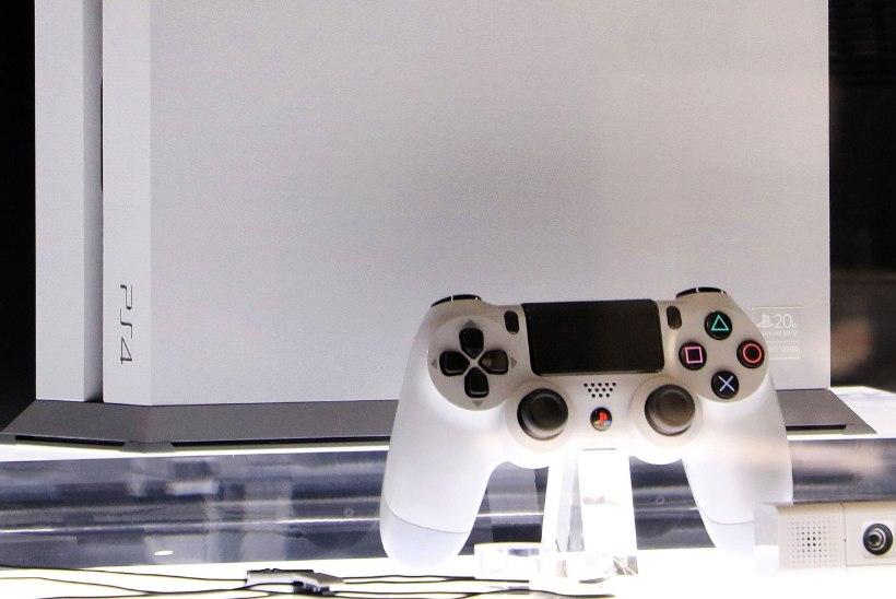 TEINE TASE | Milline on PlayStation 5 logo?