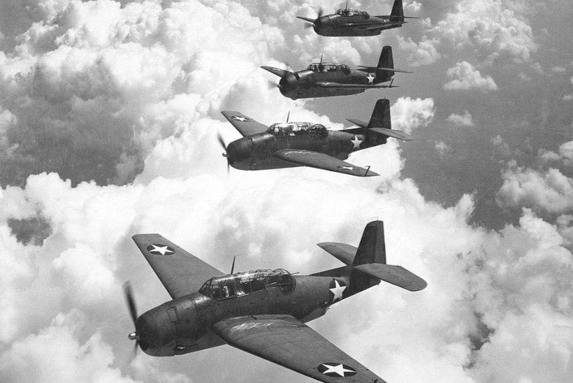 MINEVIKUHETK | 5. detsember: Bermuda kolmnurgas kadus jäljetult kogu lennueskaader