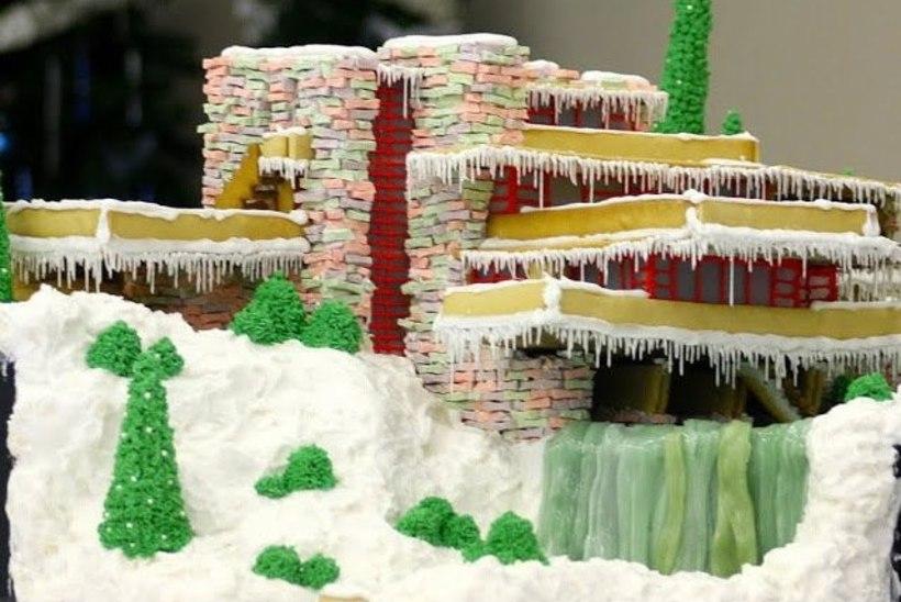 VAATA JA IMESTA! Need pole mingid nunnud majakesed, vaid arhitektuurne meistriklass, mis on valatud piparkoogitaignast