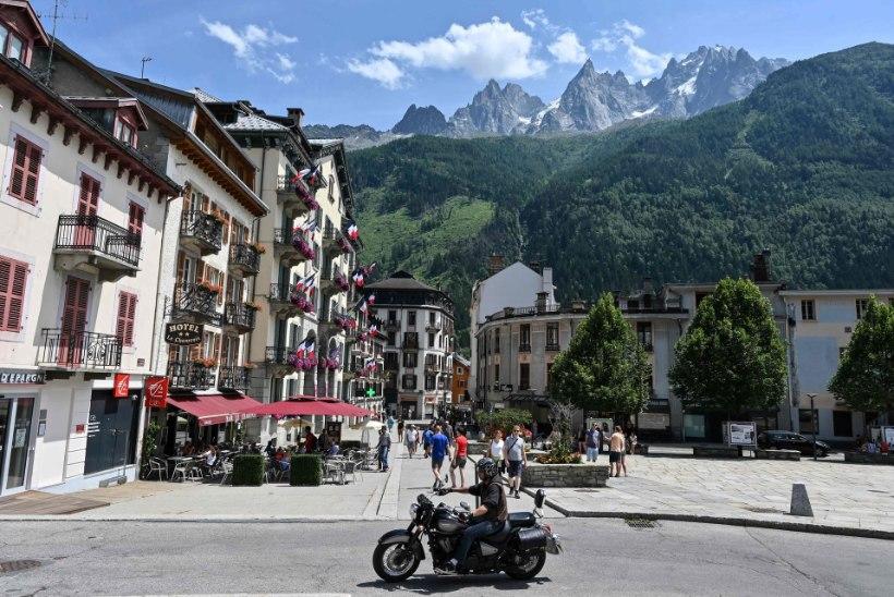 AJALEHT LE MONDE: Vene eriteenistused kasutasid Prantsuse Alpe salabaasina
