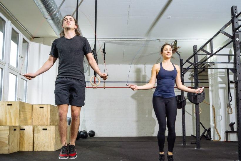 NUTIKALT VORMI: üheksa spordiala, mis põletavad rasva jooksmisest tõhusamalt