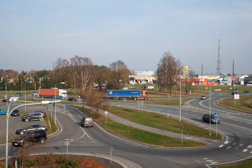 Tartlased taristuministrile: ehitage Riia ring ümber, see on kõige õnnetusrohkem liiklussõlm