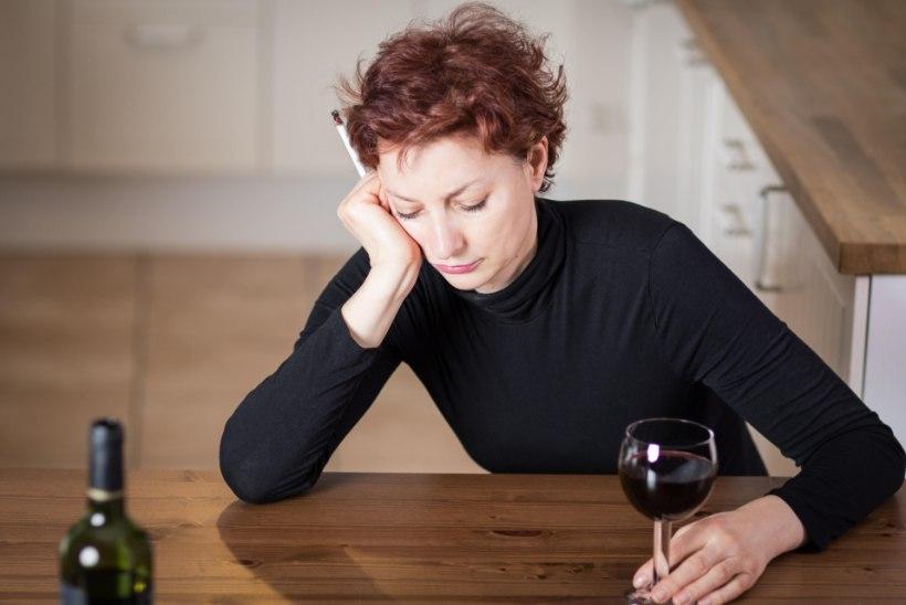 MIKS SA JOOD? Need on kaks peamist põhjust, miks alkoholist otsitakse lohutust