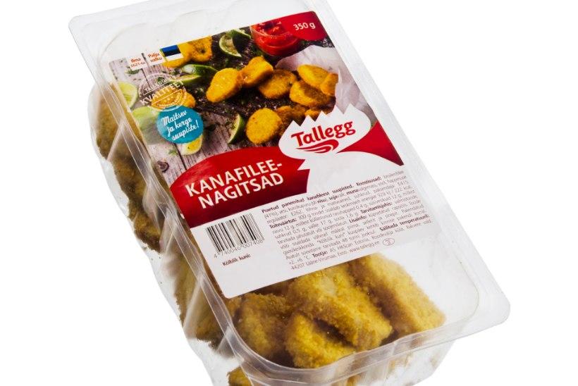 NAISTELEHE TEST | Millised kananagitsad maitsevad kõige paremini?