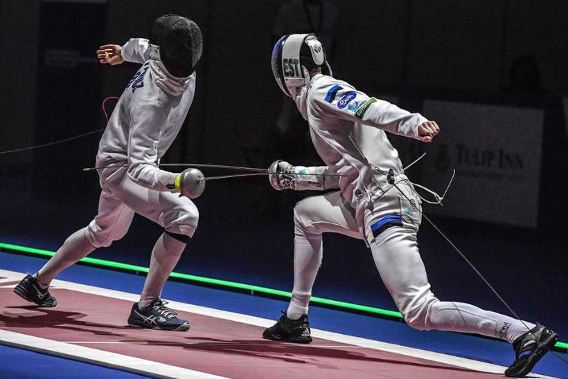 Sten Priinits: olukord paneb ahastama, kuid adrenaliinilaks ja unistus olümpiamedalist kannustavad jätkama