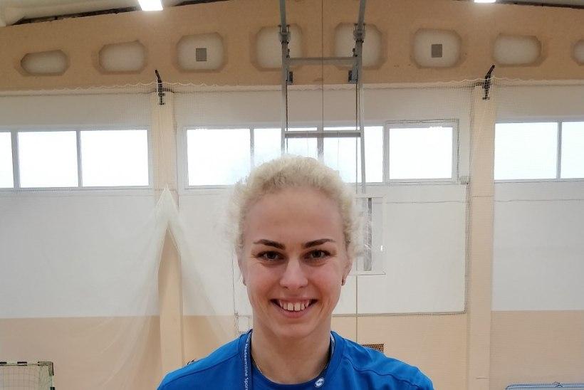 """Eesti parim naisjõutõstja: """"Võistluste parimast tulemusest saab tulevases trennis soojendus"""""""