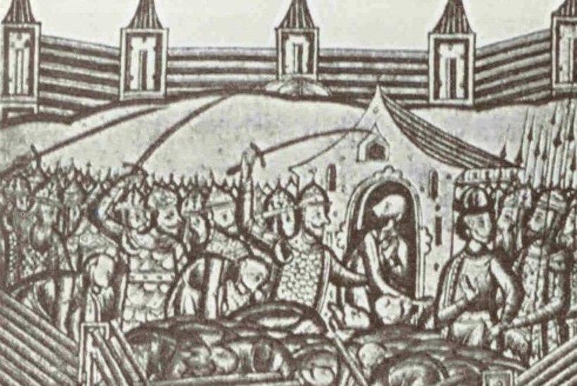 MINEVIKUHETK | 6. detsember: Batu-khaani sõjavägi vallutas Kiievi