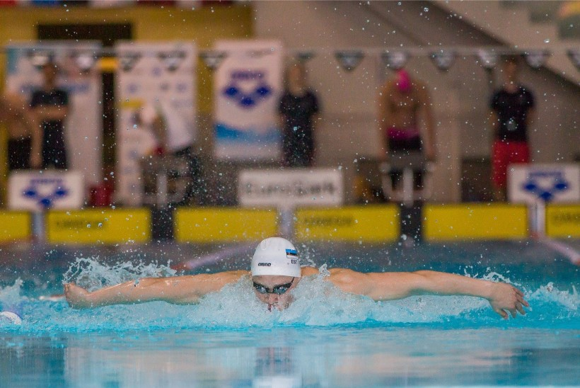 TULINE KAHJU! Meeletu rekordiparanduse teinud Eesti ujuja jäi kõige napimalt EMil medalita