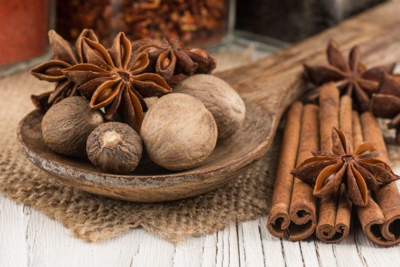 Kolm maitseainet, mis leevendavad ülesöömisega kaasnevat raskustunnet