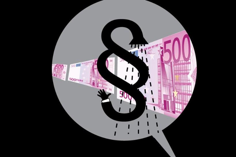 Mart Riikoja   Minister rebis rahapesuskandaali alasti