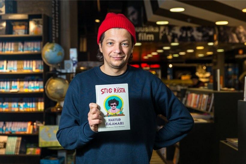 GALERII | Stig Rästa esitles uut raamatut