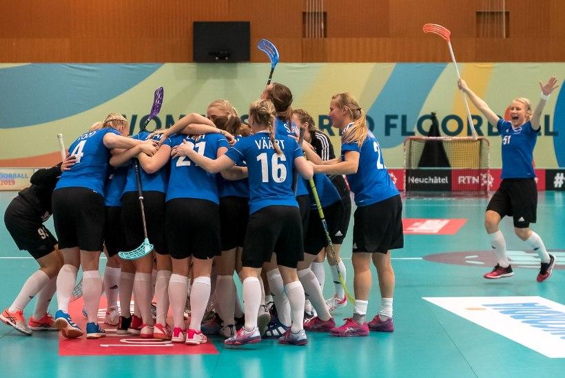 SUPER! Eesti koondise unistus veerandfinaalist jäi ellu