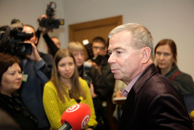 USA pani Ventspilsi linnapeale kuuks ajaks sanktsioonid peale