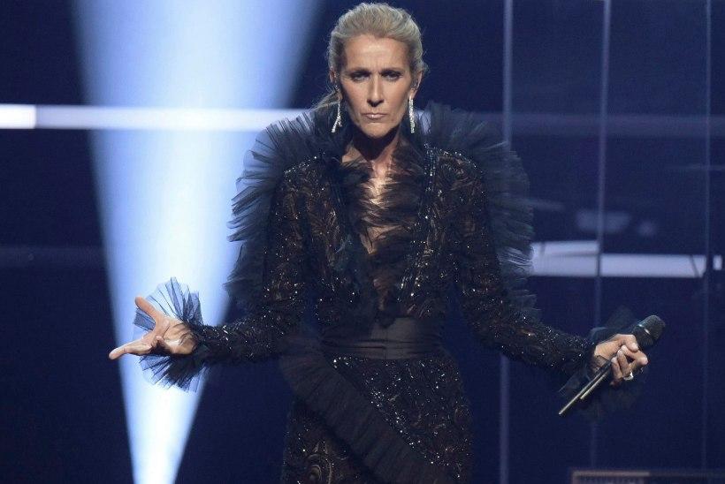 Céline Dioni uut plaati tabas häbiväärne krahh
