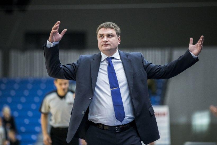 Korvpallitreener Alar Varrak: rahaprobleeme oli, aga olnuks rumal Venemaalt sõjaga lahkuda