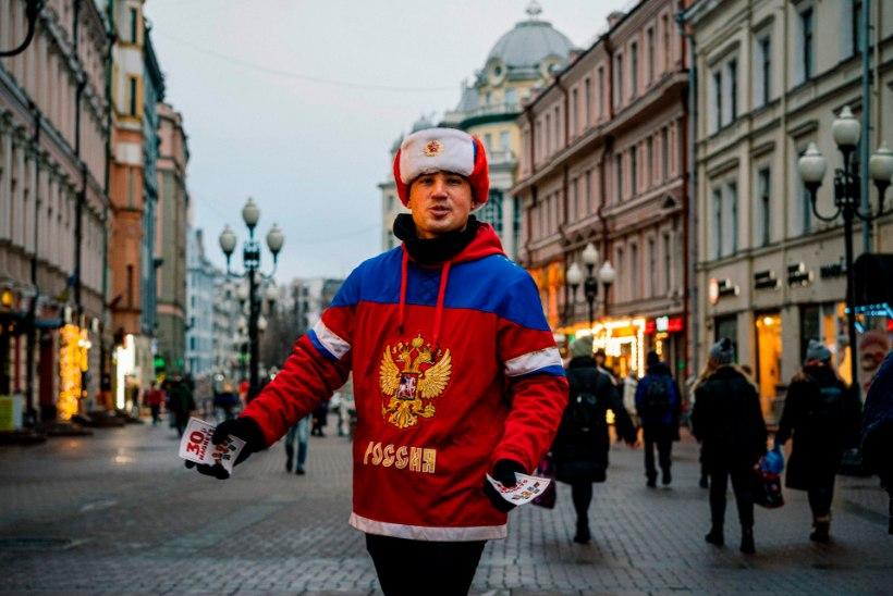 AMETLIK! Venemaale määrati nelja-aastane suurvõistluste keeld!