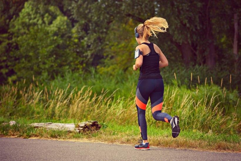 Teadlased: jooksmine vähendab tunduvalt enneaegse surma riski