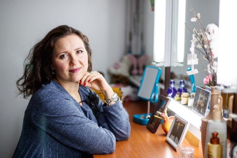 """Mitmes telesarjas kaasa löönud Vene teatri näitlejanna Jekaterina Kordas: """"Vahel ikka mõtlen, miks mulle suuri rolle ei usaldata."""""""