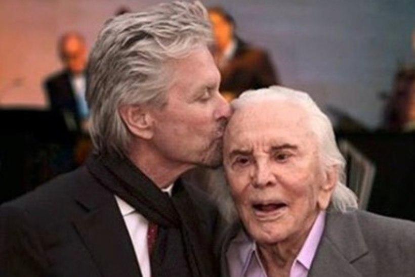 Hollywoodi legend Kirk Douglas sai 103-aastaseks!
